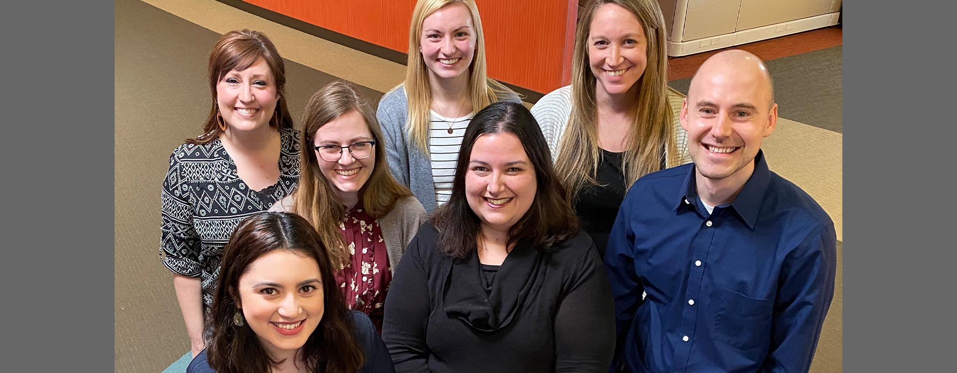 UW Extended Campus recruitment team